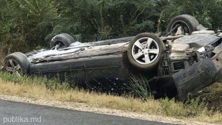 Republica Moldova: Unul dintre apropiaţii lui Dodon sugerează că accidentul de astăzi n-ar fi întâmplător