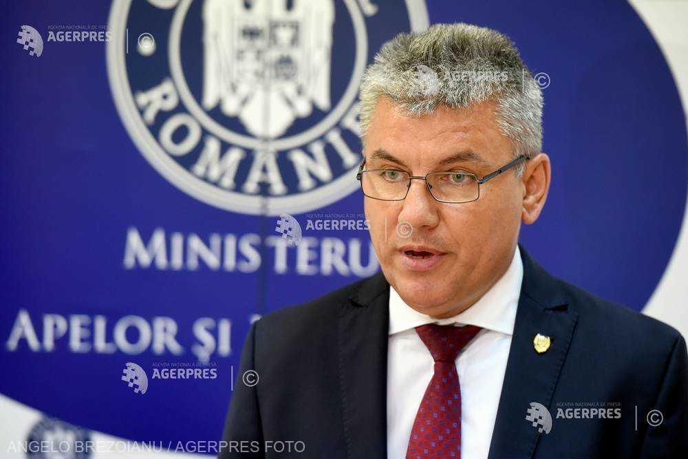 Deneş: România este interesată de cooperarea cu Republica Belarus în domeniile ape şi păduri