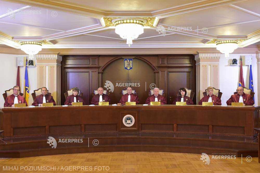 Petre Lăzăroiu (CCR): Mi s-a comunicat că i se cere preşedintelui Iohannis emiterea unui decret de revocare a mea