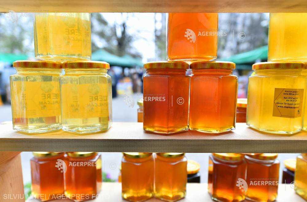 Amenzi de 36.700 de lei pentru operatori din sectorul producerii, colectării, prelucrării şi comercializării mierii de albine
