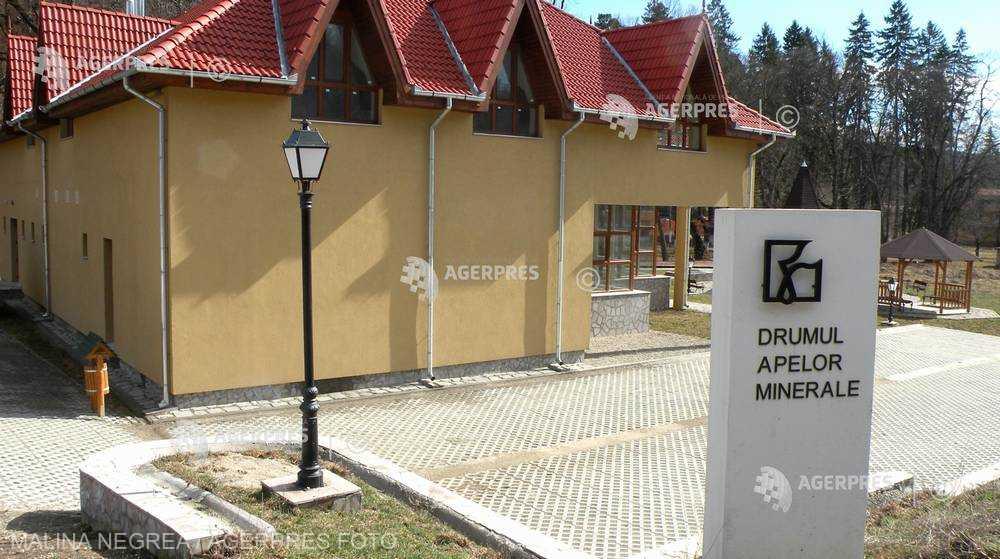 Covasna: Autorităţile caută soluţii pentru rentabilizarea centrelor balneare construite prin ''Drumul apelor minerale''