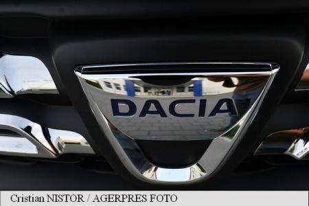 Înmatriculările de autoturisme noi Dacia în Franța au înregistrat o creștere de peste 20% în august