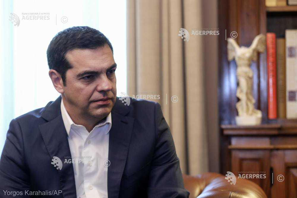 Grecia cere o revizuire a Constituţiei cu privire la denumirea de Macedonia