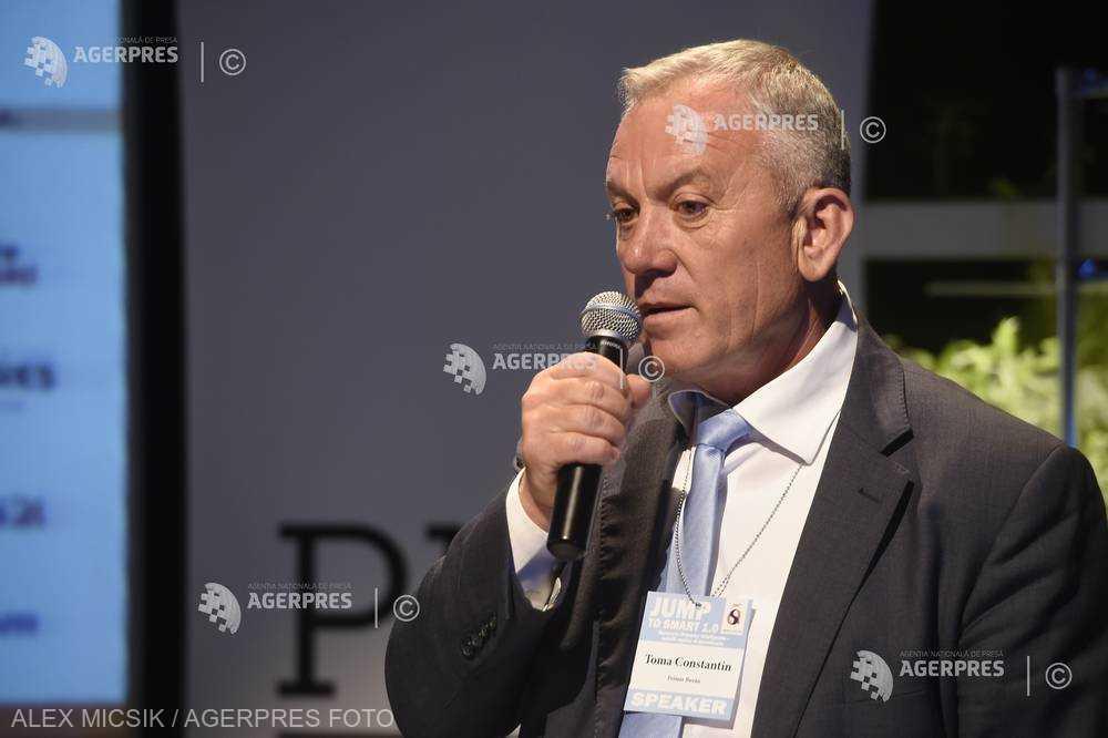 Primarul Toma, apel către PSD: Buzăul are nevoie de o guvernare stabilă, şi nu de un spectacol ieftin la Bucureşti