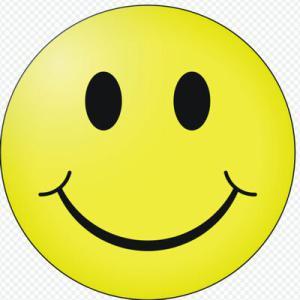 Creierul percepe emoticonul ca pe un chip uman adevărat
