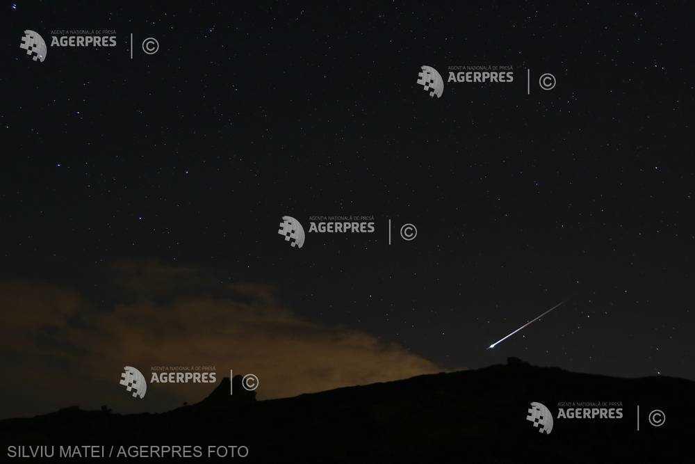 DOCUMENTAR: Fenomenul astronomic ''ploaia de stele'' - Perseide