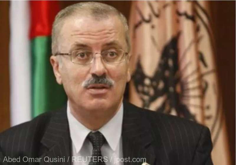 Premierul palestinian îi cere României să nu-şi mute ambasada de la Tel Aviv la Ierusalim