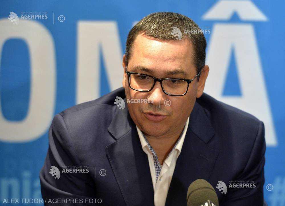 Ponta: Chirica a avut curajul şi a ales corect cetăţenii Iaşiului şi nu pe Dragnea