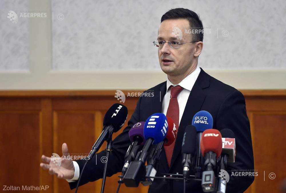 Ministru externe ungar: Remarcile premierului român privind eforturile de autonomie ale etnicilor maghiari complet inacceptabile