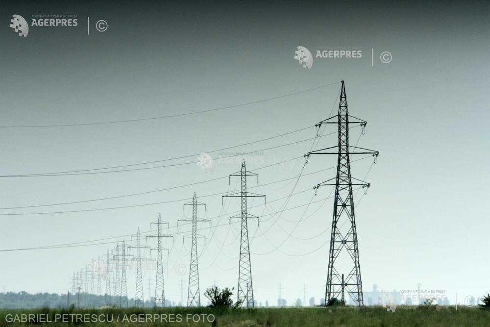 Preţul energiei electrice pe bursă a crescut cu 70%, de la începutul lunii august