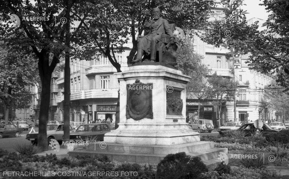 DOZA DE CULTURĂ: Monumentul lui Constantin A. Rosetti