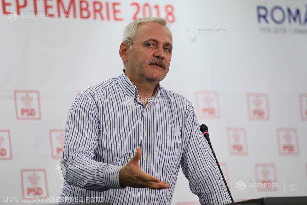 Dragnea: Referendumul pentru familie va fi organizat pe 7 octombrie