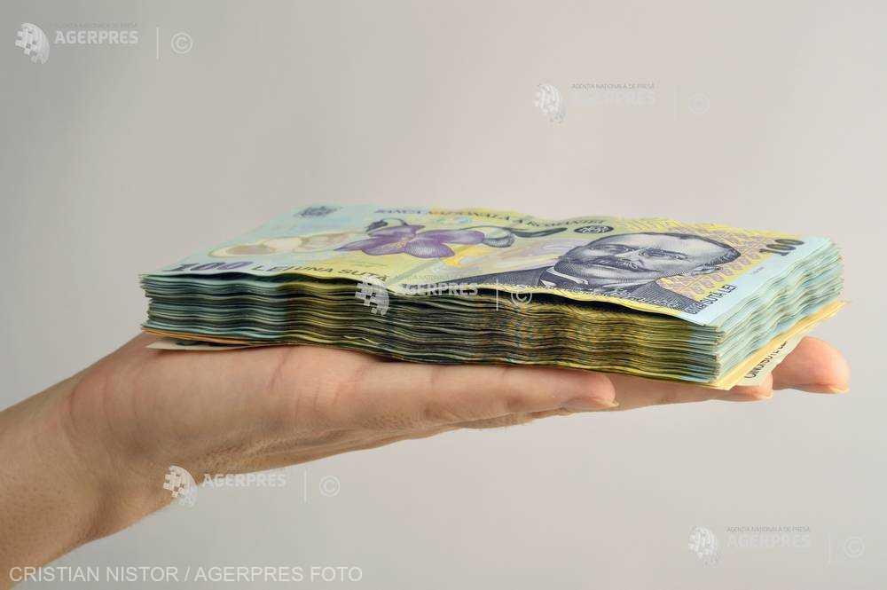 INS: Peste un milion de salariaţi în Bucureşti, la finele lunii noiembrie 2018; câştigul salarial mediu net - 3.552 lei
