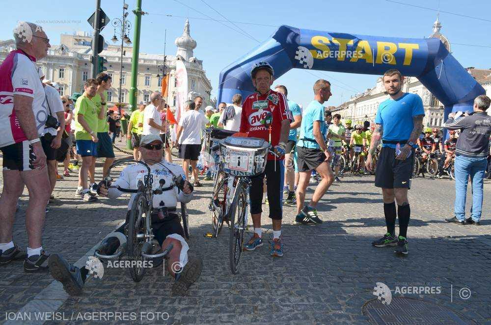 A fost lansată ediţia a XXI-a a Supermaratonului internaţional Arad-Bekescsaba-Arad