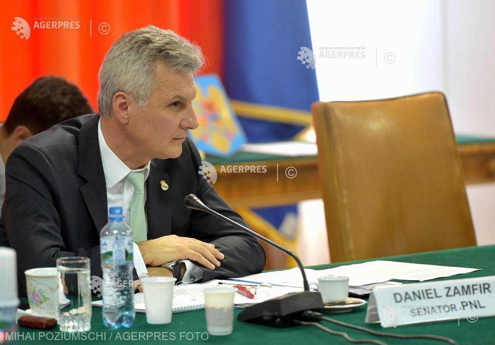 Zamfir, despre înscrierea sa în ALDE: Nu există un troc între mine şi Călin Popescu-Tăriceanu