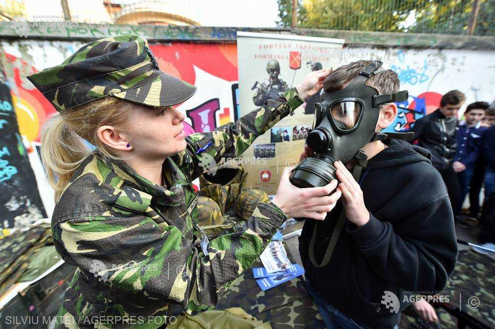 Ziua chimiştilor militari (Ziua trupelor de apărare NBC)