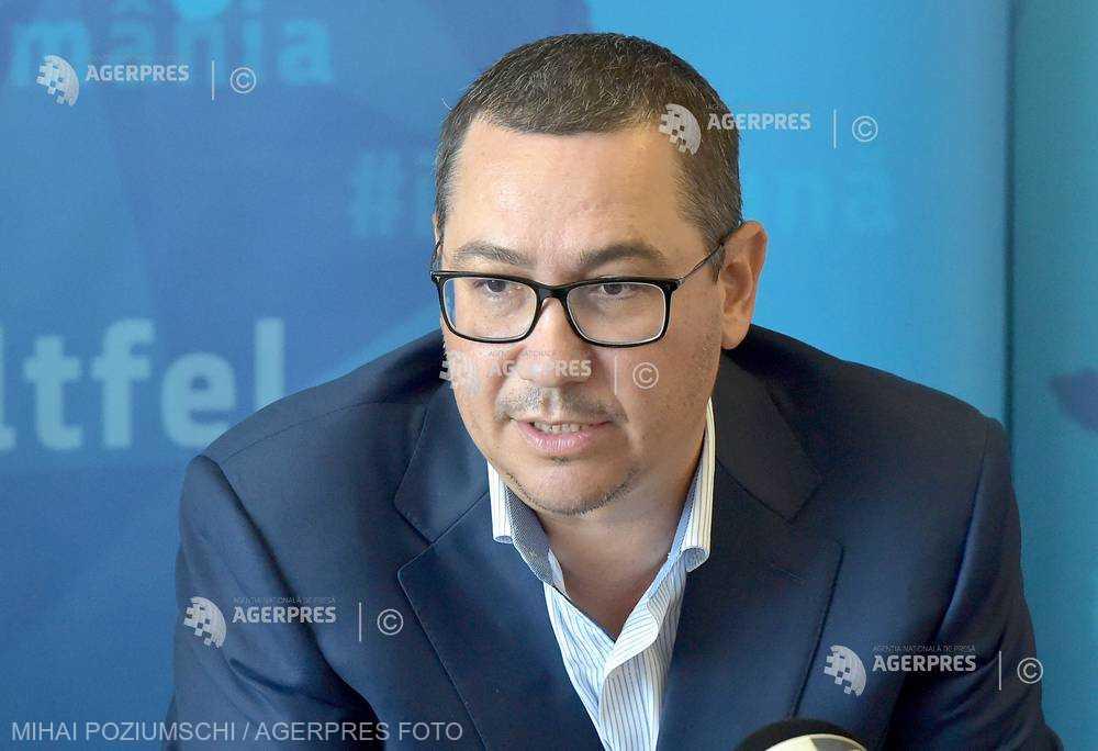 #ReferendumFamilie/ Ponta: PSD, PNL şi PMP vor deconta politic ticăloşia şi prostia liderilor egoişti