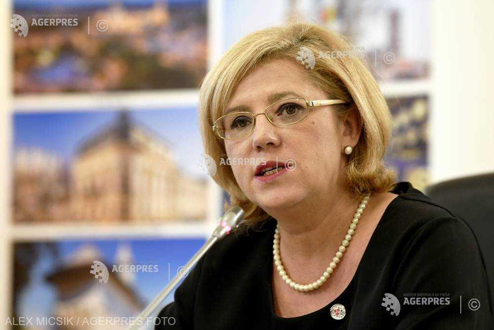 Corina Creţu va candida la alegerile europarlamentare: Am o singură ofertă publică la ora actuală, de la domnul Ponta