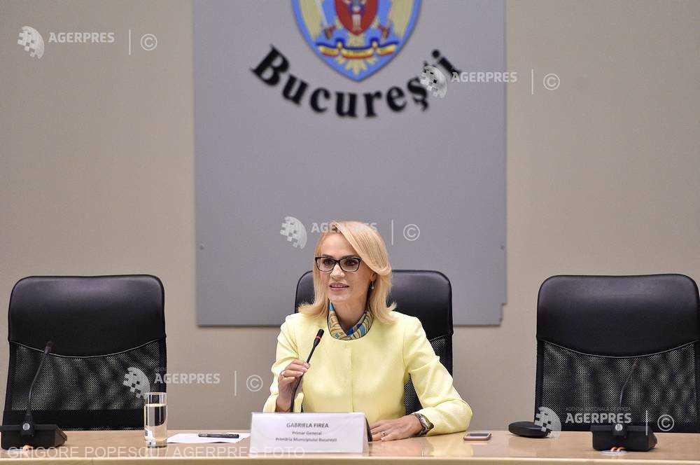 Personalităţi bucureştene - mesaj de susţinere pentru primarul general; Firea: Le mulţumesc din suflet