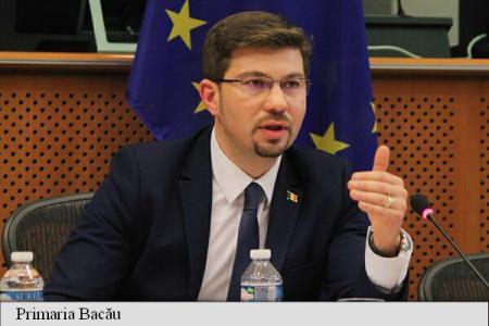 Necula (primar Bacău): Titlul de 'Capitală a Tineretului în România' este o șansă de a face istorie pentru municipiu