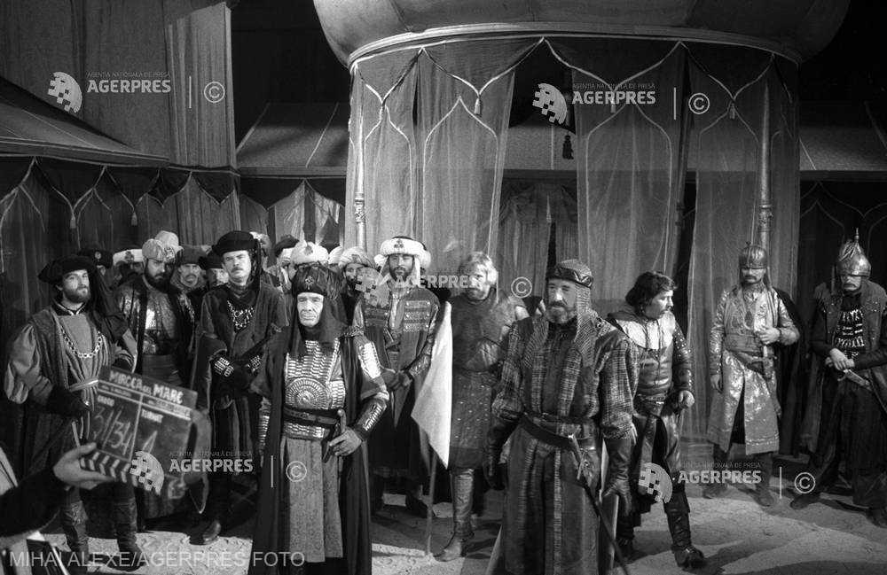 TEATRU ŞI FILME ROMÂNEŞTI: ''Mircea'' (1989)