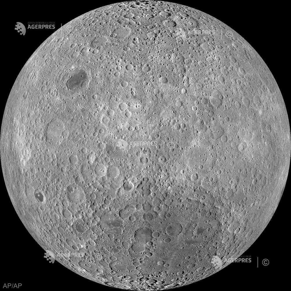 NASA şi China colaborează în cadrul unor programe spaţiale care vizează Luna