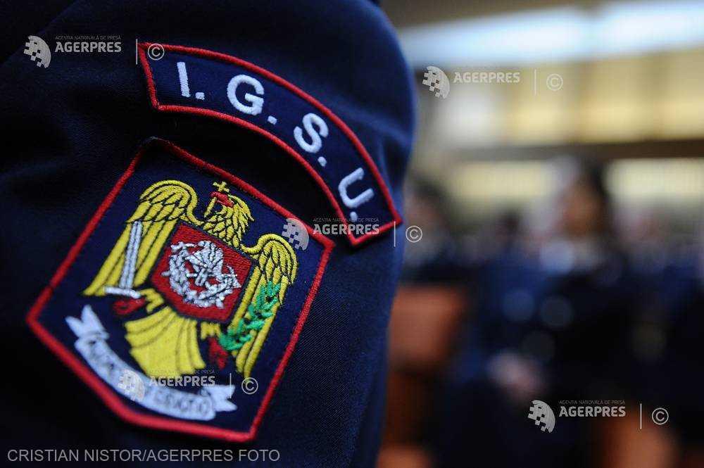 IGSU: Nu au fost semnalate pagube materiale sau victime în urma cutremurului din judeţul Sălaj