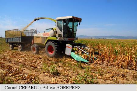 Numeroase suprafețe agricole din țară vor prezenta deficite de umiditate, în următoarea săptămână (agrometeo)