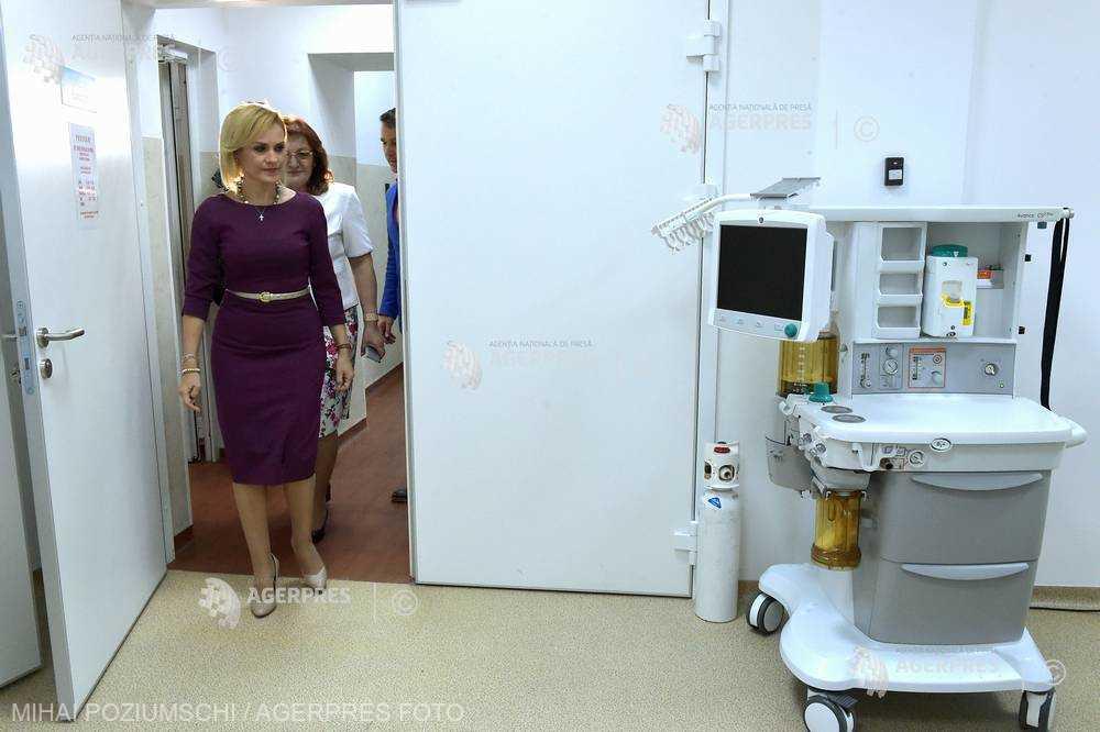 Spitalul de Copii 'Victor Gomoiu', inaugurat; Gabriela Firea: Este o investiţie de 48 de milioane de euro
