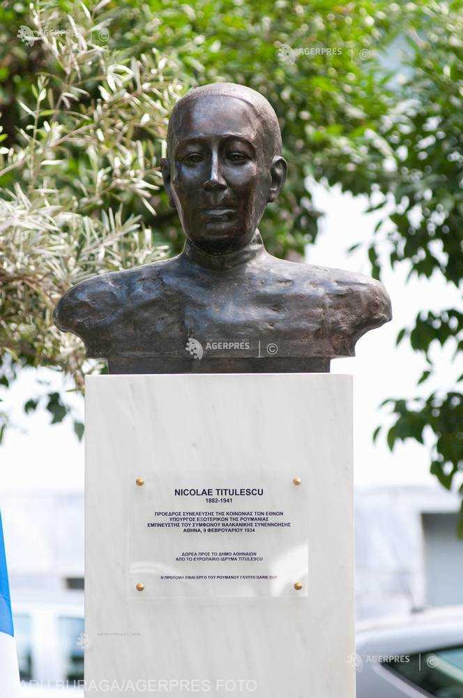 FRAGMENT DE ISTORIE: Semnarea, la Atena, a Pactului Înţelegerii Balcanice (9 februarie 1934)