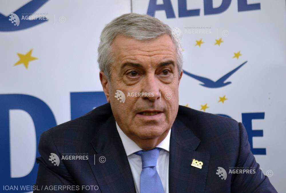 Tăriceanu, despre o decizie a lui Iohannis în cazul Kovesi: Un termen rezonabil nu poate să fie până în decembrie