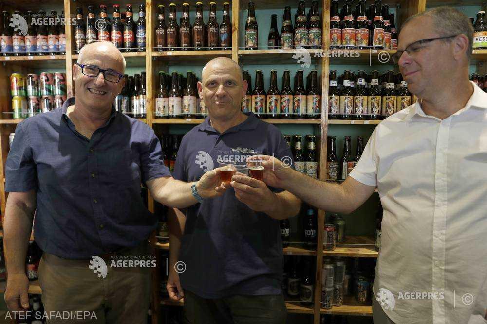 O bere pe bază de drojdii cu o vechime de 3.000 de ani, fabricată de o echipă de cercetători israelieni