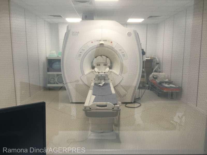 Vâlcea: Aparatul RMN la Spitalul Judeţean, pus în funcţiune; pacienţii internaţi au prioritate la aceste investigaţii medicale