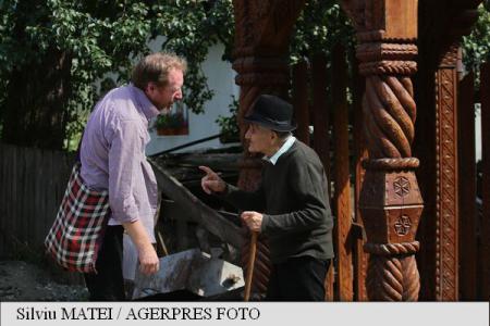 Maramureș: Mâncarea de la festivalul 'Drumul lung spre Cimitirul Vesel', preparată numai din produse de gospodărie (FOTO)