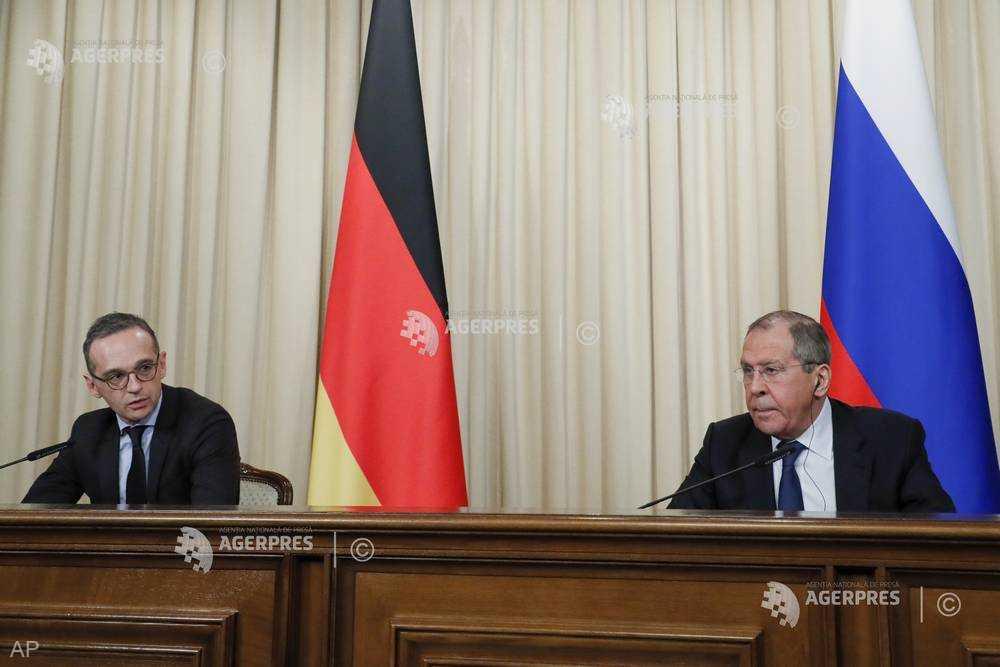 Şeful diplomaţiei germane îi cere Rusiei să salveze Tratatul INF