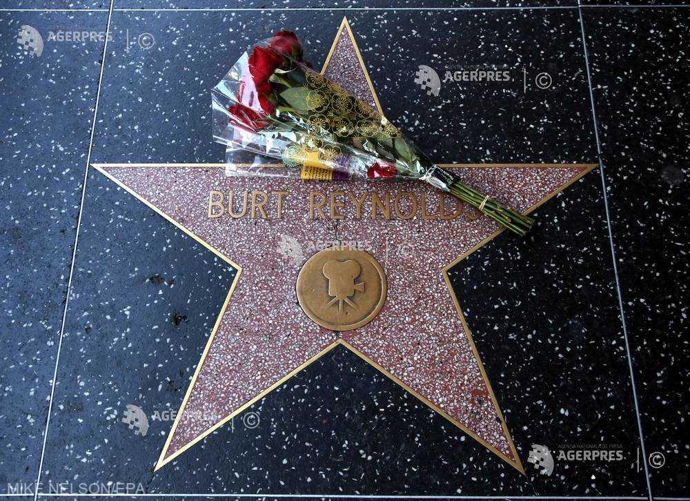 Actorul american Burt Reynolds a murit (fişă biografică)