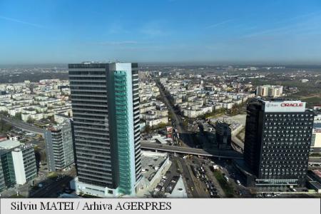 Numărul angajaților din clădirile de birouri moderne din București poate atinge, până la finalul anului, pragul de 250.000