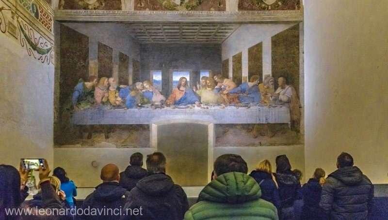 DaVinci500/ Teorii şi controverse despre mesaje secrete şi coduri ascunse în