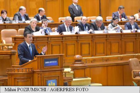 Grindeanu către PNL: Refuzați românilor dreptul la dezvoltare; e nedrept să-i faceți hoți și infractori pe primari