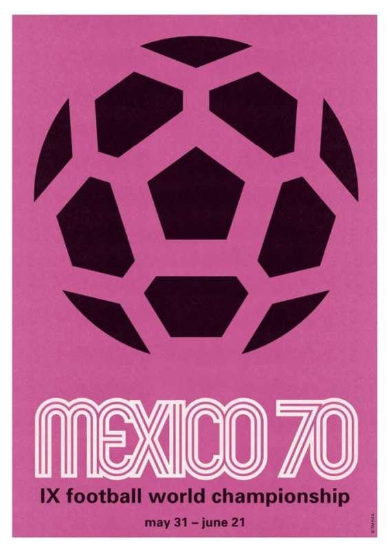 CM Rusia 2018: Cupa Mondială de fotbal din Mexic - 1970