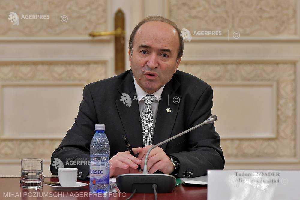 Toader despre protocolul privind onorariile avocaţilor din oficiu: Va fi semnat astăzi; nu reprezintă un compromis