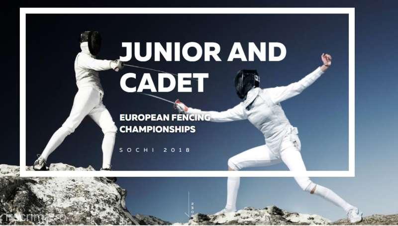 Scrimă: România participă cu 42 de sportivi la Europenele de cadeţi şi juniori de la Soci