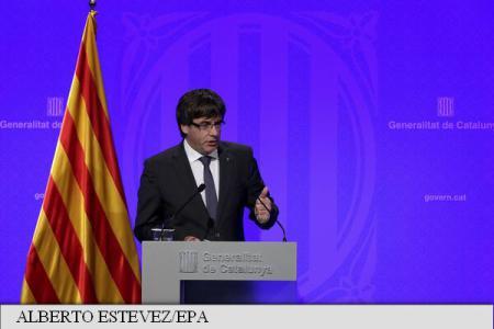 Spania: Proclamarea independenței Cataloniei ar putea surveni