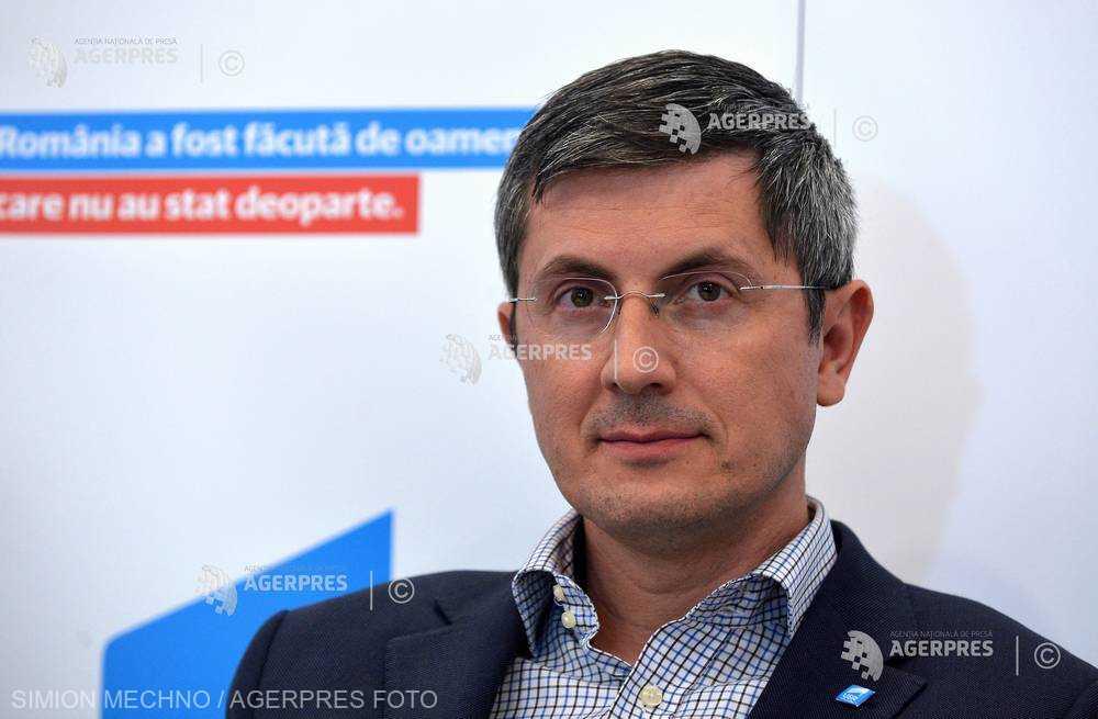 Dan Barna: Candidaţii USR la europarlamentare, aleşi prin referendum intern
