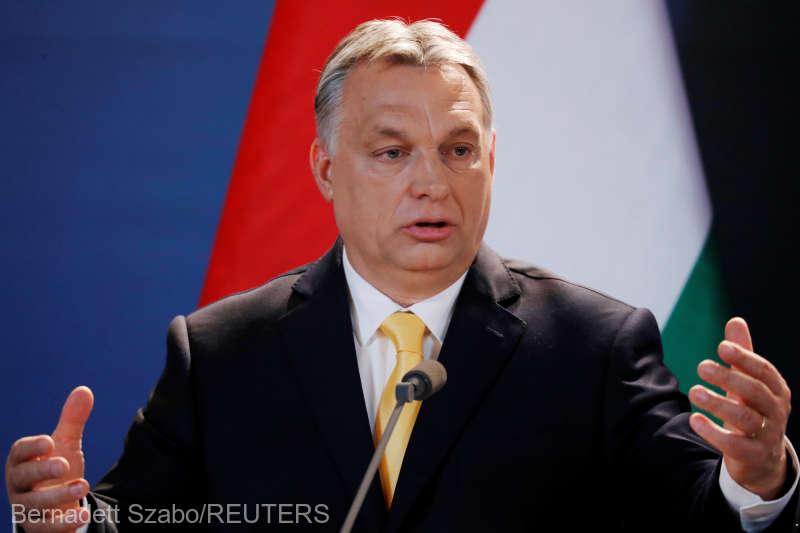 Viktor Orban: Poporul ungar a votat în favoarea suveranităţii naţionale