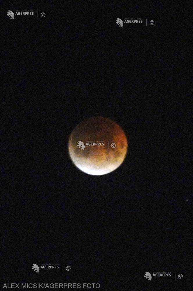 DOCUMENTAR: Eclipsa totală de Lună