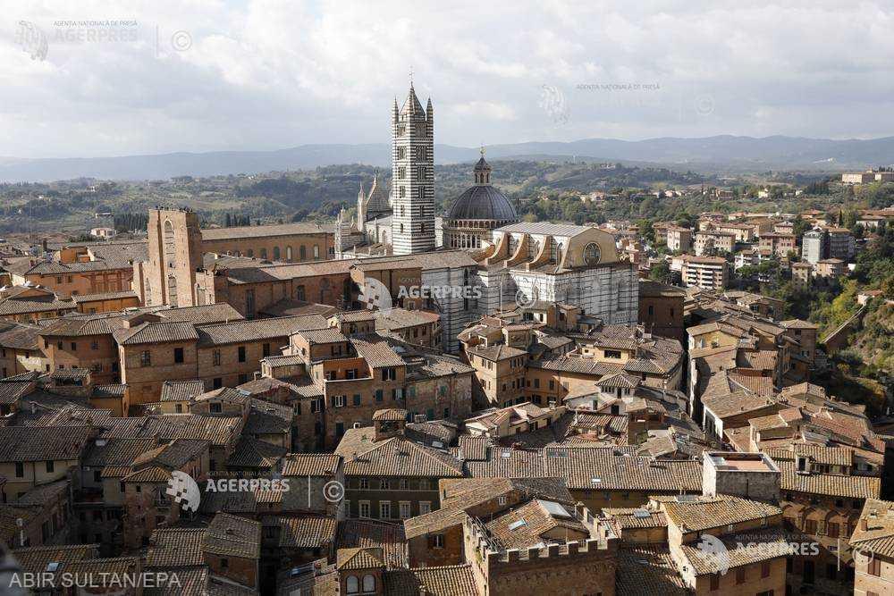 PATRIMONIUL MONDIAL UNESCO: Centrul istoric din Siena (Italia)