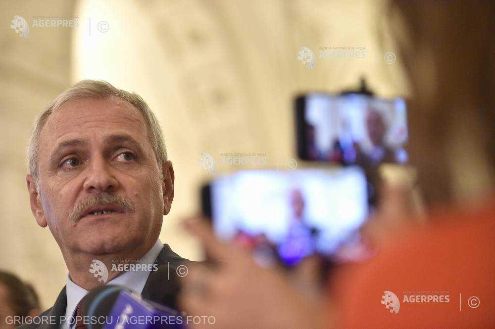 Dragnea nu respinge varianta unei candidaturi a lui Tăriceanu la prezidenţiale