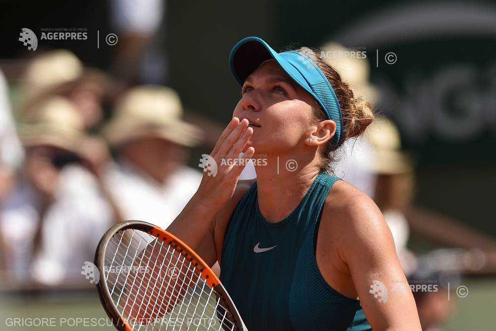 Simona Halep, lider WTA, la primul titlu de Mare Şlem din carieră (fişă biografică)