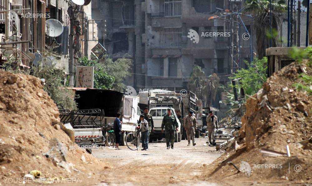 China se opune unei riposte militare 'impulsive' în Siria